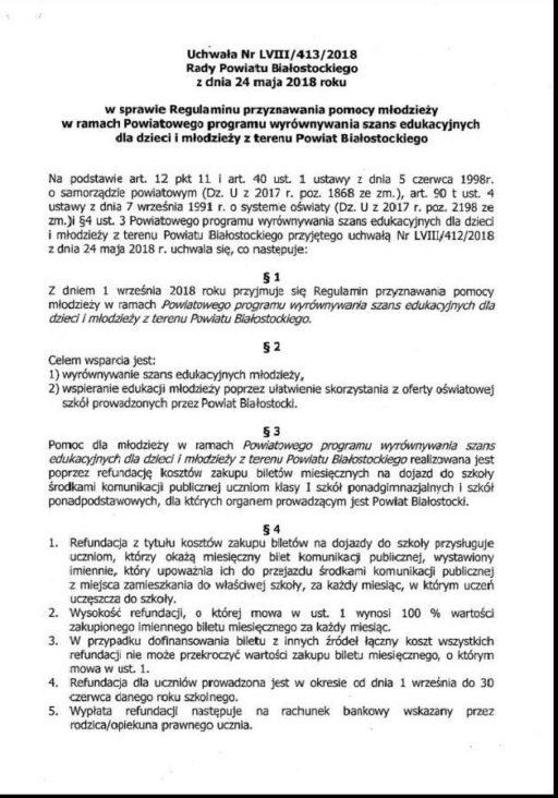 uchwala_powiatu-dojazdy1
